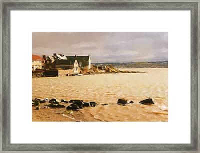 Golden Afternoon Framed Print