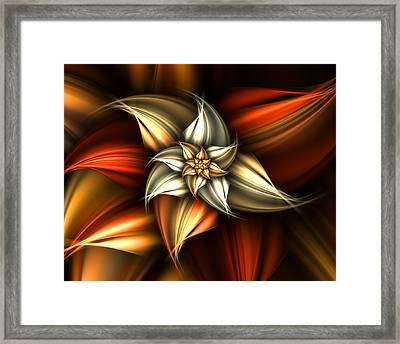 Golden Beauty Framed Print by Ester  Rogers