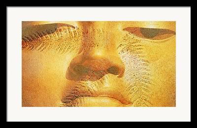 Gold Buyer Framed Prints