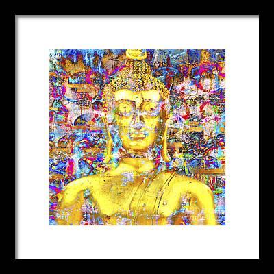 Chang Mai Framed Prints