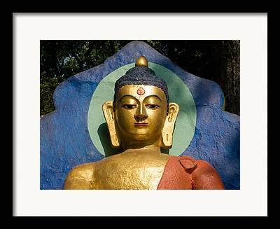 Siddharta Photographs Framed Prints