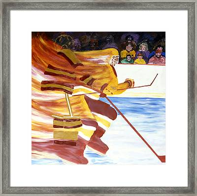Golden Gophers Framed Print by Ken Yackel