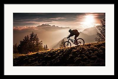 Extreme Sports Framed Prints