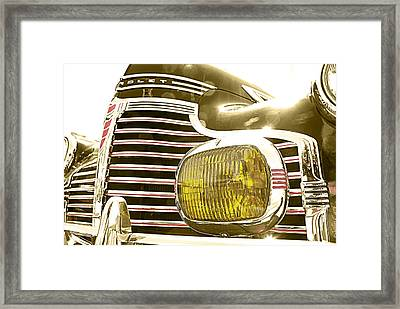 Golden Memories Framed Print by Justin  Curry