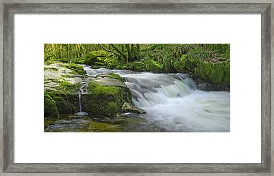Golitha Falls Framed Print