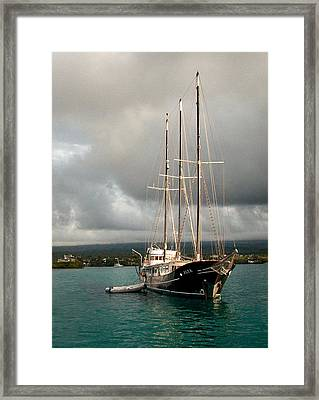 Gone But Not Forgotten Framed Print by William Beuther
