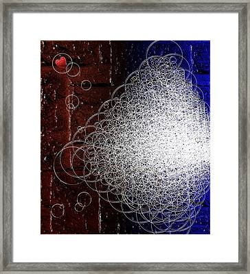 Good Clean Love Framed Print by Michael Hurwitz
