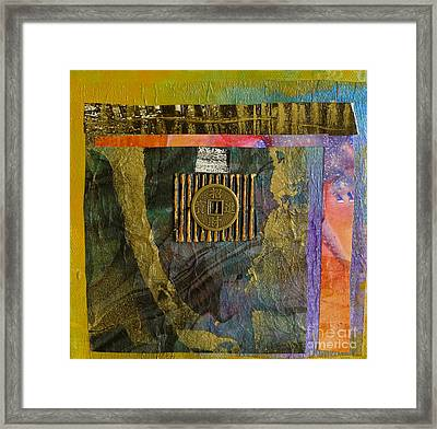 Good Energy 2 Framed Print by Melody Cleary