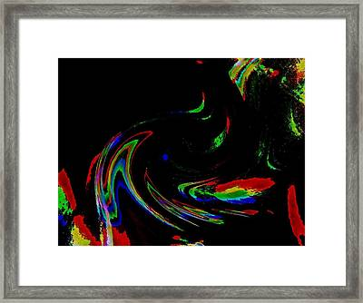 Framed Print featuring the photograph Good Feelings by Mike Breau