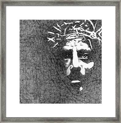 Good Friday Framed Print by Jack Puglisi