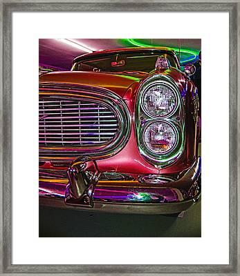 Good Golly Miss Molly Framed Print by Miki  Finn