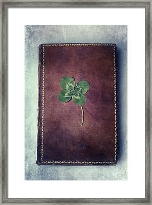 Good Luck Framed Print by Joana Kruse