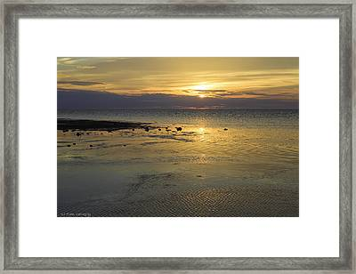 Good Morning Florida Keys V Framed Print