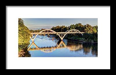 Rogue River Framed Prints