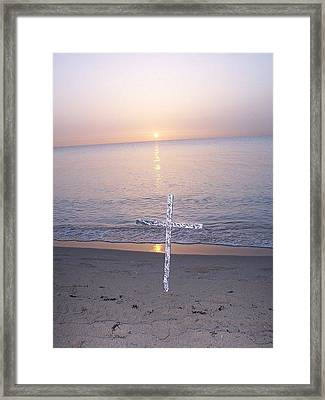 Good Morning Framed Print by James E Swarthout