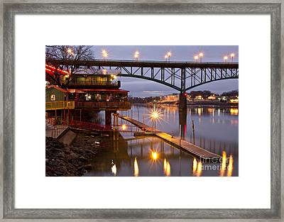 Good Morning Knoxville Framed Print