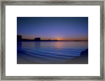 Framed Print featuring the photograph Good Morning Sunshine 2 by Joseph Hollingsworth