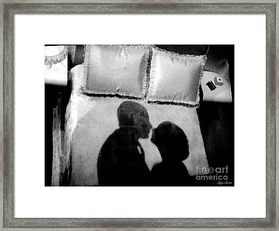 Dream Of Love Framed Print by Lyric Lucas