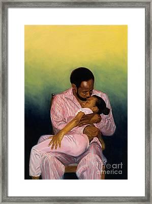 Goodnight Baby Framed Print