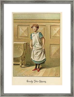 Goody Two Shoes Framed Print by British Library