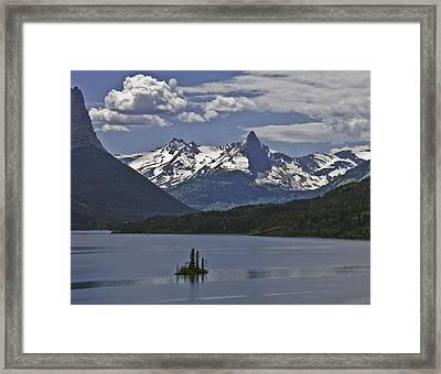 Goose Island Framed Print by SEA Art