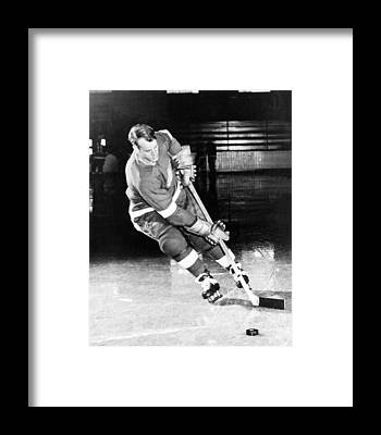 National Hockey League Framed Prints