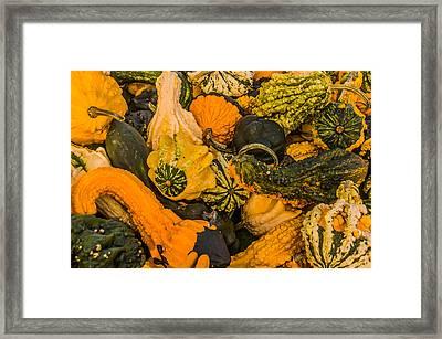 Gords Of Color Framed Print by John Sagert
