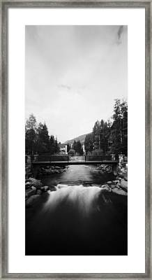 Gore Creek Vail Framed Print
