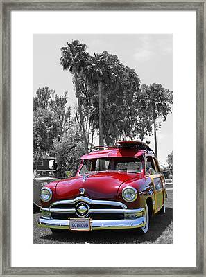 Framed Print featuring the photograph Got Wood? by Shoal Hollingsworth