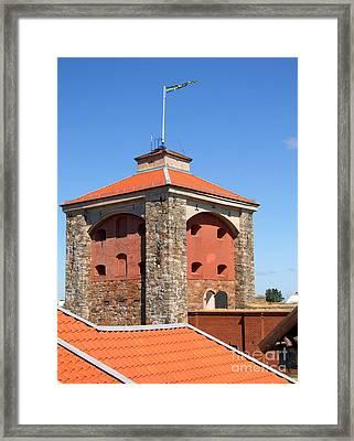 Gothenburg Fortress 03 Framed Print