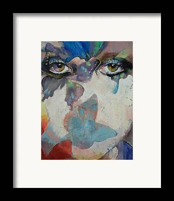 Butterfly Framed Prints