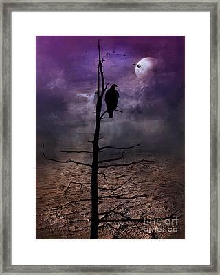 Gothic Dream  Framed Print