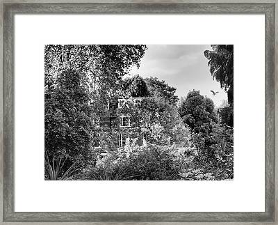 Gothic Hampstead Framed Print by Rona Black