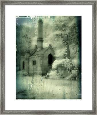 Gothic Splendor Framed Print by Gothicrow Images