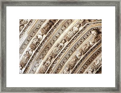 Gothic Splendor Framed Print