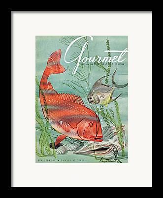1951 Framed Prints