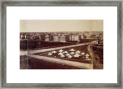 Government House And Gardens Framed Print