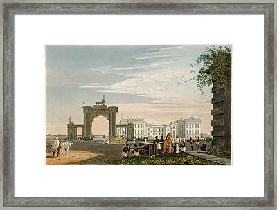 Government House Framed Print by British Library