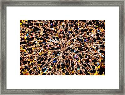 Govindas Framed Print