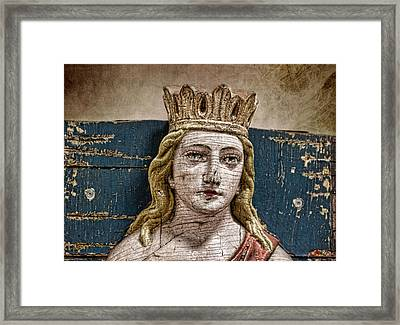 Grace Framed Print by K Hines