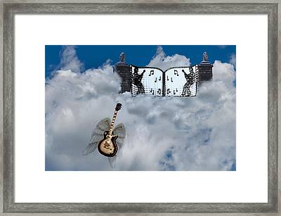 Graceland Framed Print