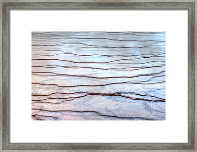 Framed Print featuring the photograph Gradations by David Andersen