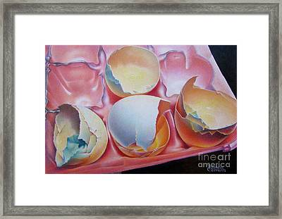 Grade A-extra Large Framed Print by Pamela Clements