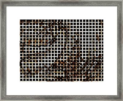 Gradil Framed Print by Beto Machado