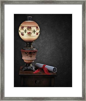 Framed Print featuring the photograph Graduation by Krasimir Tolev