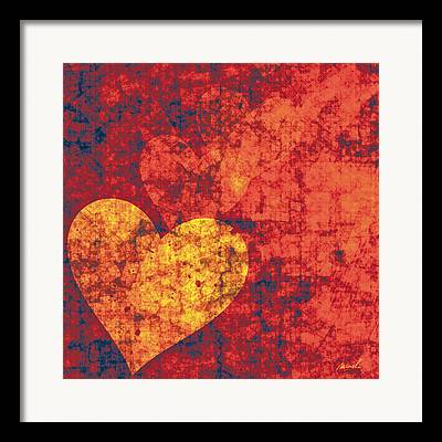 Graphic Art Framed Prints