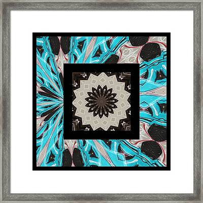 Graffiti - Reign V Framed Print by Graffiti Girl