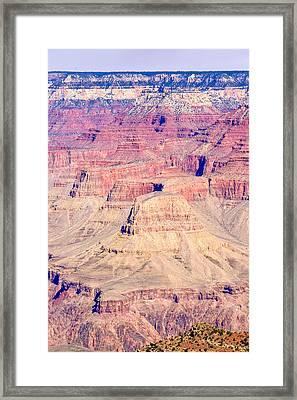 Gran Canyon 32 Framed Print