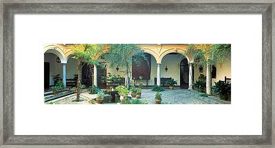 Granada Spain Framed Print by Panoramic Images