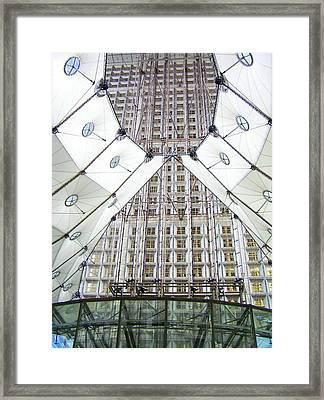 Grand Arche  Framed Print